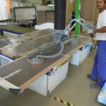 Lifting-tube handling solution - Articulated Arm option