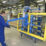 Lifting-tube handling solution - MASTER Plus