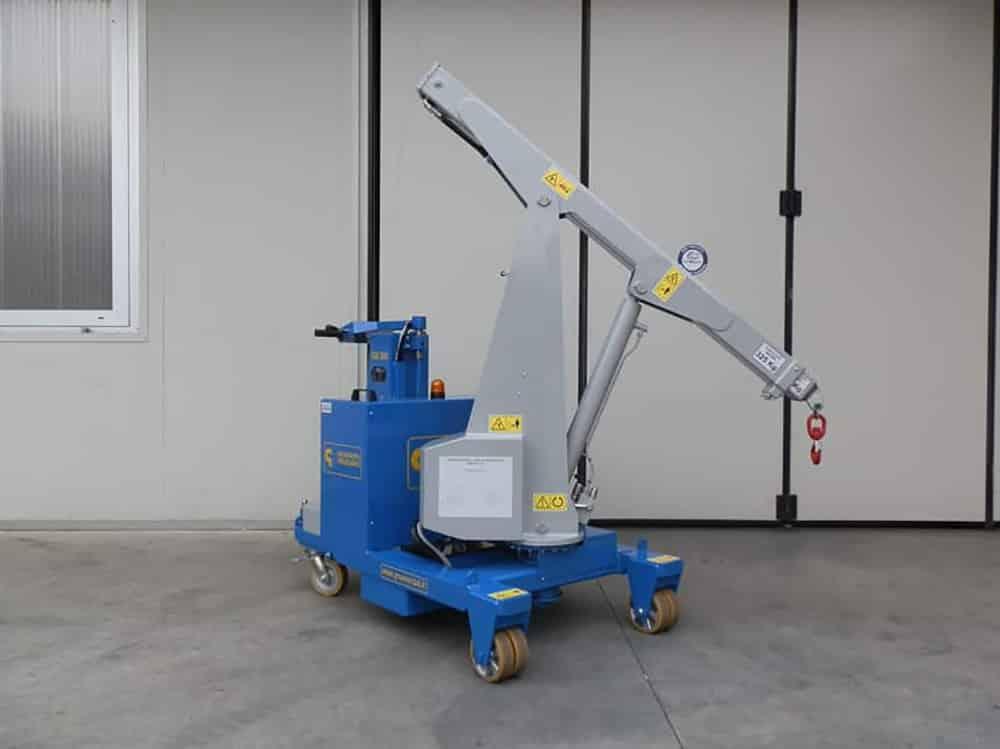 Mini crane GB 300 TR STANDARD