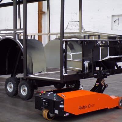 Robik Q120 / Electric tug